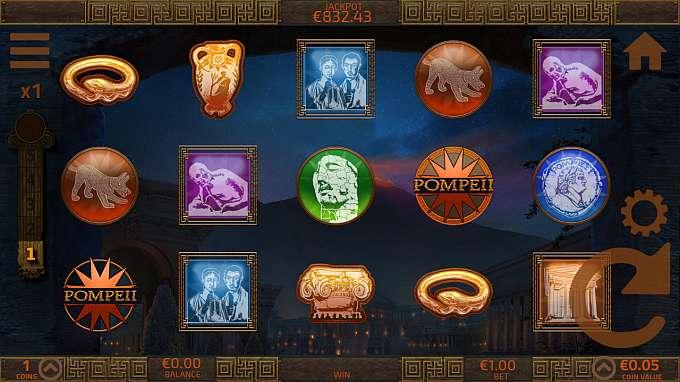 Free online slot game pompeii