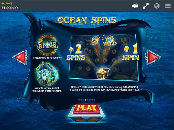 Pirates' Plenty Slot By Red Tiger Gaming » Review + Demo Game