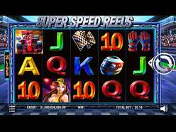 Super Speed Reels Slot By Slot Factory Review Demo Game