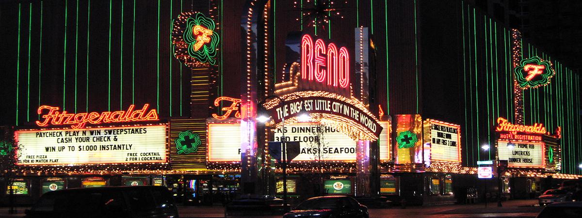 Latest casino sites