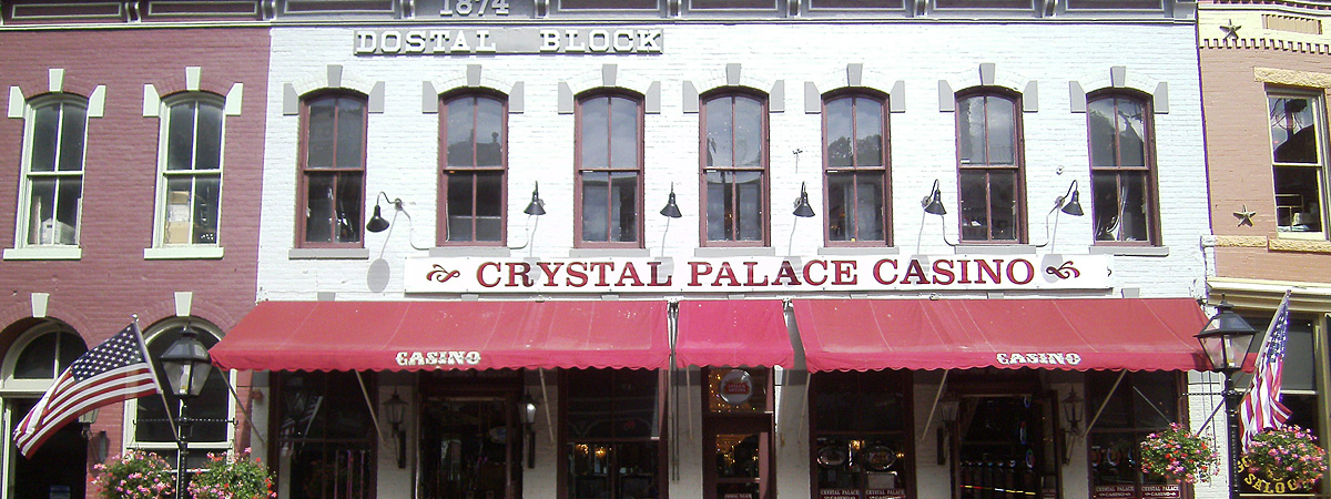 Crystal Palace Online Casino