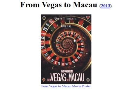New Gambling Movie