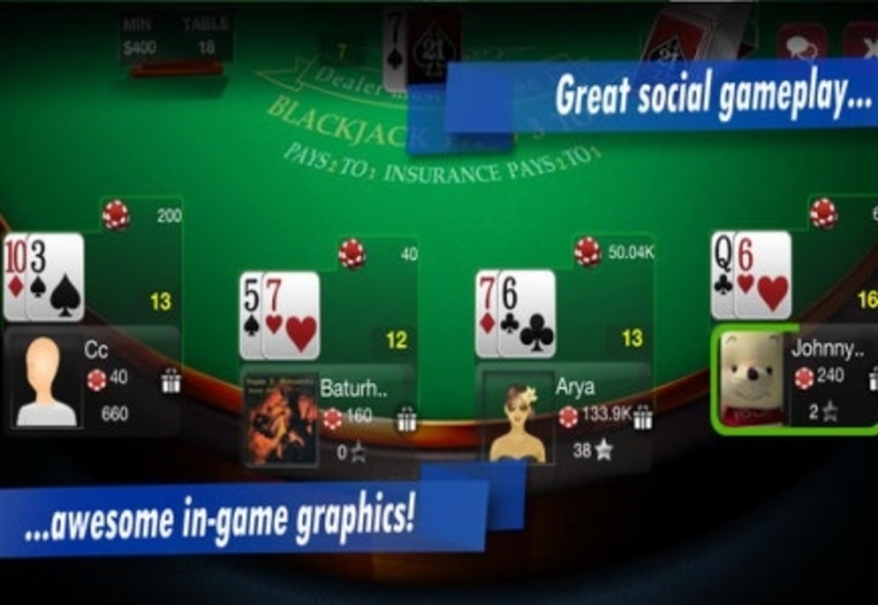 Abzorba Blackjack Game Reaches 1 In Us Itunes App Store