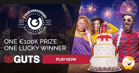 Stupendous Win 100K Ipads And Iphones During Guts Casino Anniversary Party Funny Birthday Cards Online Barepcheapnameinfo