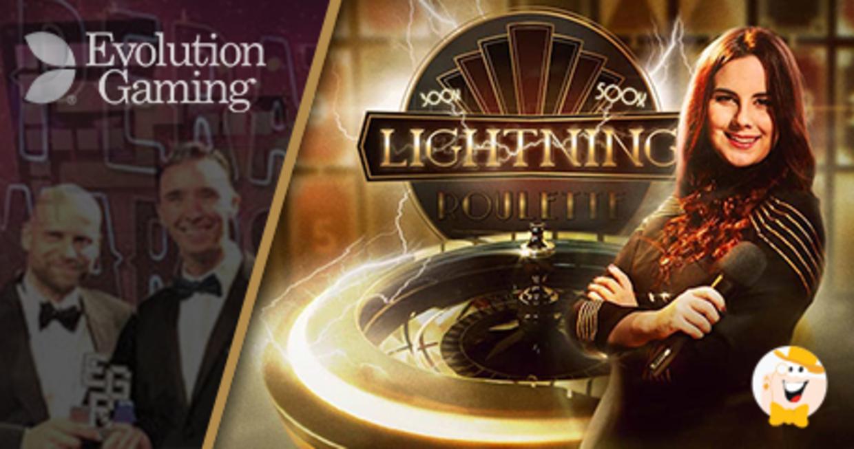 Evo S Lightning Roulette Wins Goty At Egr Operator Awards