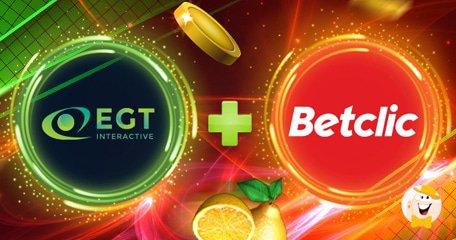 EGT Interactive Enters Sweden Via Betclic Group Strategic Partnership