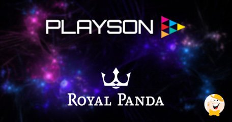 Royal Panda与Playson签署商业交易