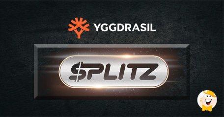 Yggdrasil宣布了Splitz的新游戏机制