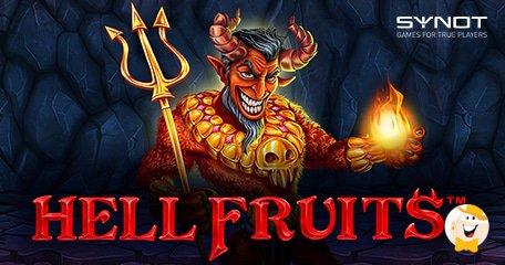 Synot Games的厨房推出了新的美味佳肴-您敢品尝地狱水果吗?