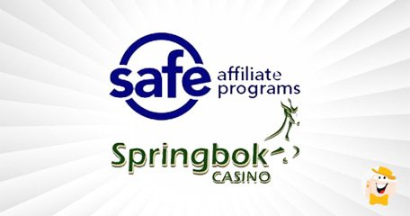 Springbok Casino Connects with Safe Affiliate Programs