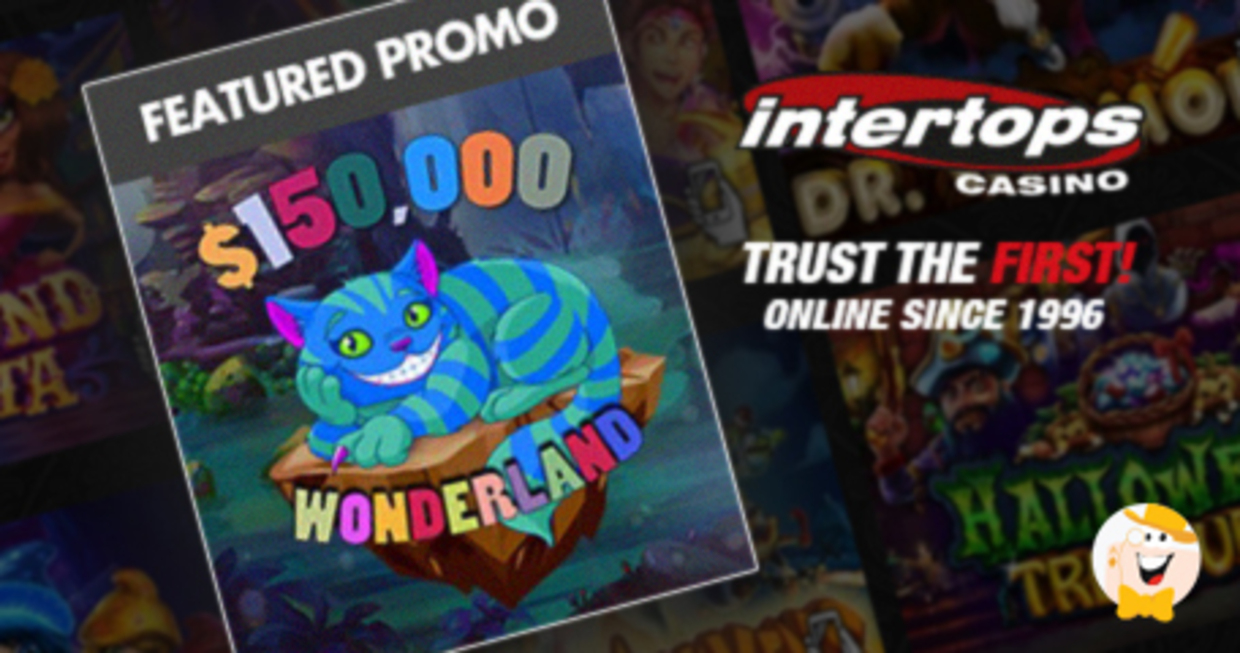 Intertops Casino Introduces New Platform Plus Promos